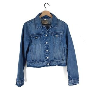 Levi's Classic Denim Jean Jacket